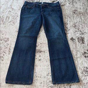 Loft Original Boot Jeans 14 Blue